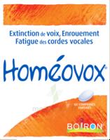 Boiron Homéovox Comprimés à DURMENACH