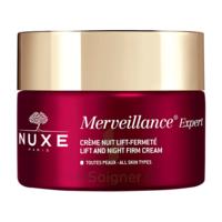 Nuxe Merveillance Expert Crème Nuit Rides Installées Et Fermeté Pot/50ml Promo -5€ à DURMENACH