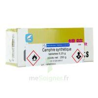 Cooper Camphre Tablettes 250g à DURMENACH