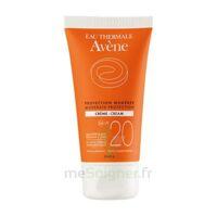Avène Solaire Crème Spf20 50ml à DURMENACH