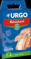 Urgo Résistant Pansement Bande à Découper Antiseptique 6cm*1m à DURMENACH