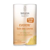 Weleda Duo Soin Des Lèvres Everon® 9,6ml à DURMENACH