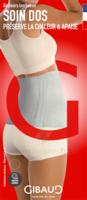 Gibaud - Ceinture Chaleur - Ecru - Hauteur 25cm - Taille Xl