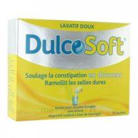 Dulcosoft Poudre pour solution buvable 10 Sachets/10g à DURMENACH