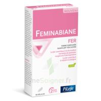 Pileje Feminabiane Fer 60 Gélules à DURMENACH