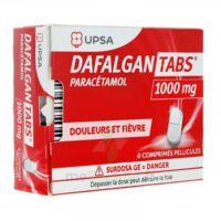 Dafalgantabs 1 G Cpr Pell Plq/8 à DURMENACH