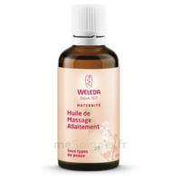 Weleda Huile De Massage Allaitement 50ml à DURMENACH