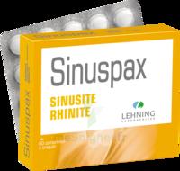 Lehning Sinuspax Comprimés à Croquer 3plq/20 à DURMENACH