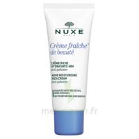Crème Fraiche® De Beauté - Crème Riche Hydratante 48h Et Anti-pollution30ml à DURMENACH