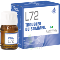 Lehning L72 Solution Buvable En Gouttes 1fl/30ml à DURMENACH