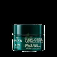 Nuxe Bio Masque Détoxifiant Eclat 50ml à DURMENACH