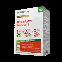 Arkofluides Bio Ultraextract Coffret Programme Immunité 3x10 Ampoules/10ml à DURMENACH