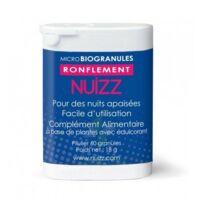 Nuizz Ronflement Granules Microbio Ronflement Obstruction Voies Respiratoires B/60 à DURMENACH